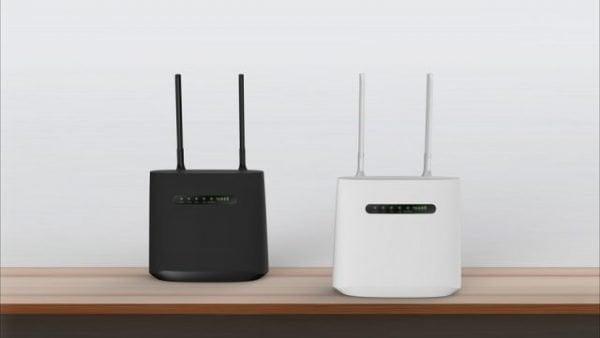 R820 VoLTE 4G CAT6 LTE CPE indoor Router 1